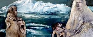 Arctic Monkeys, 50X120 cm., 2013