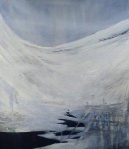 Numa Emek, o/c, 175X150 cm., 2012