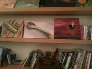 paintings by Shay